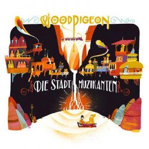 """""""Die Stadt Muzikanten"""" von Woodpigeon"""