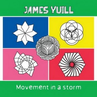 "CD-Cover: ""Movement In A Storm"" von James Yuill"