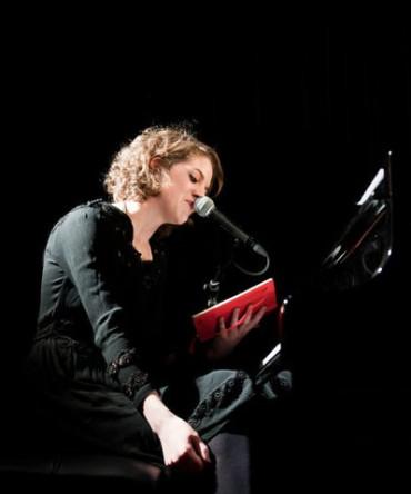 Letztens im Haus der Musik: Geschichte(n) schreiben mit Fiona Daniel