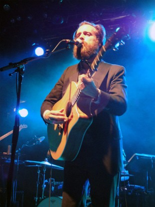 Iron &amp; Wine im WUK 02/2011 #1 (Foto von Sabine)