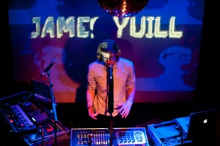 James Yuill im B72 02/2011 #1 (Foto von Christoph Liebentritt)