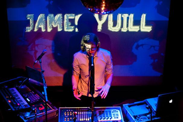James Yuill im B72. Und warum auch er einen Game Boy Color gebraucht hätte