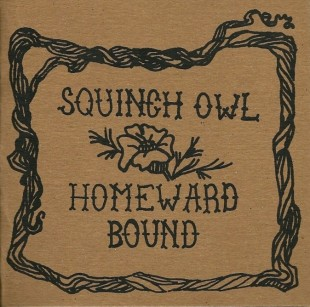 "CD-Cover: ""Homeward Bound"" von Squinch Owl"