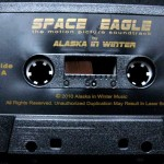 "Kassette: ""Space Eagle"" von Alaska in Winter #2"