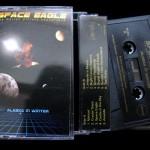 "Kassette: ""Space Eagle"" von Alaska in Winter #3"