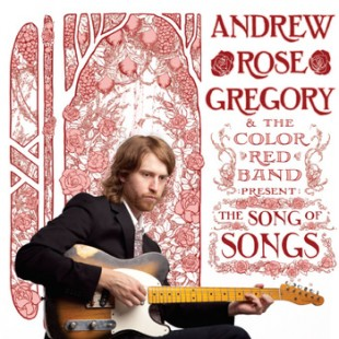 "CD-Cover: The Song Of Songs"" von Andrew Rose Gregory"