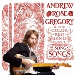 "CD-Cover: ""The Song Of Songs"" von Andrew Rose Gregory"