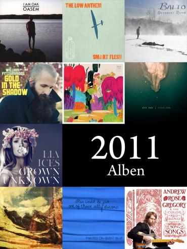 Die besten Alben aus 2011