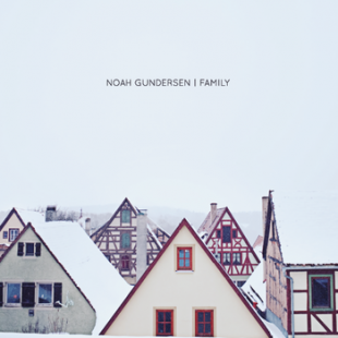 "CD-Cover: ""Family"" von Noah Gundersen"