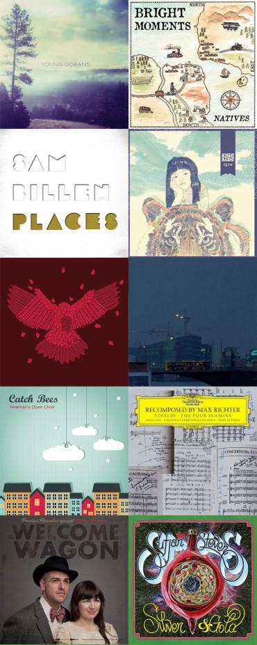 Die besten Alben aus 2012