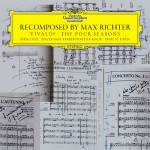 "CD-Cover: ""Vivaldi: The Four Seasons Recomposed"" von Max Richter"